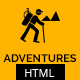 Adventures – Adventures and Tour HTML Template
