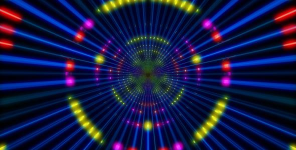 Neon valonsäteet 01 - Light Taustat Motion Graphics