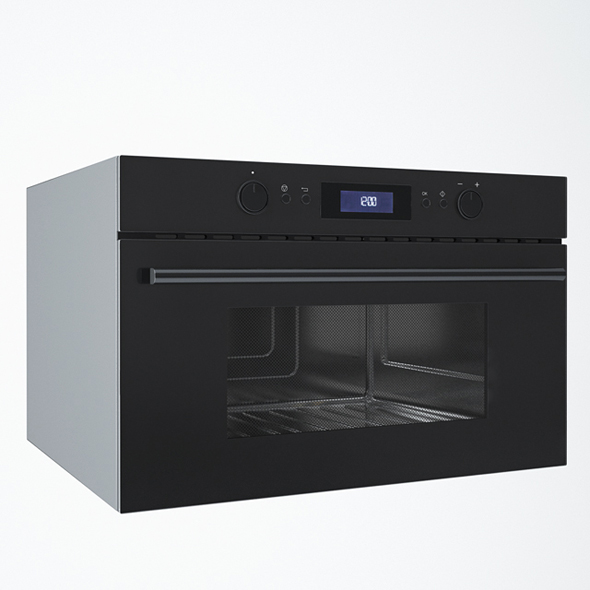 Ikea Bejublad Microwave - 3DOcean Item for Sale