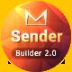 Sender - Responsive Email + MailBuild Online