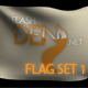 National Flag Set 1 - VideoHive Item for Sale