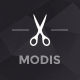 Modis - Salon & Barber Website Template