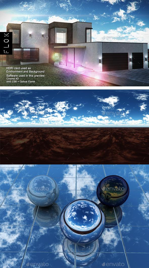 Daylight Desrt 41 - 3DOcean Item for Sale