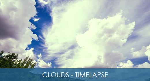 Clouds - TimeLapse