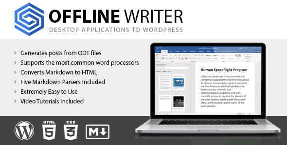 Download Offline Writer nulled download