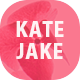 Kate + Jake - Lovely WordPress Wedding Theme