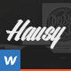 Hausy - Portfolio & Agency Webflow Template