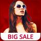 Fashion Sale - HTML5 Ad Banners