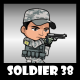 Soldier Character 38
