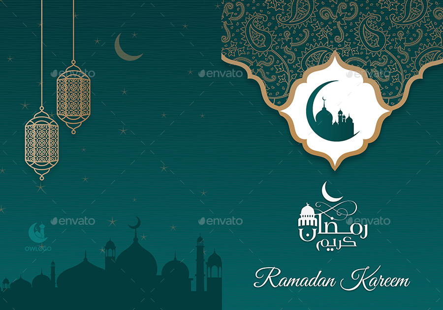 Ramadan Kareem Greeting Card By OWPictures