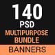 Multi Purpose Banners Bundle