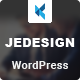 Jedesign multipurpose WordPress theme