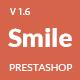 Smile - Responsive PrestashopTheme