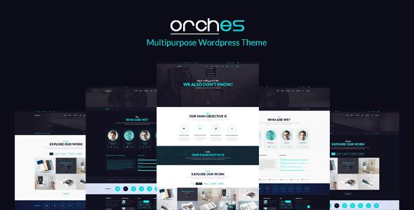Orches | Multi-Purpose Corporate Business WordPress Theme