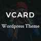 Vcard - Responsive CV WordPress Theme