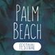 Palm Beach Summer Festival Flyer / Poster