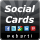 Social Cards jQuery Plugin - CodeCanyon Item for Sale