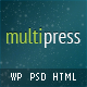 MultiPress - Multiple and versatile layouts - ThemeForest Item for Sale