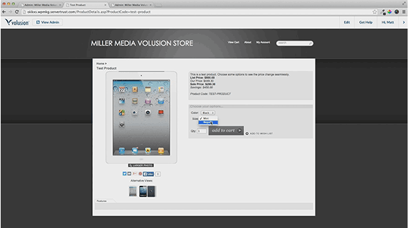 Volusion Price Updater - CodeCanyon Item for Sale