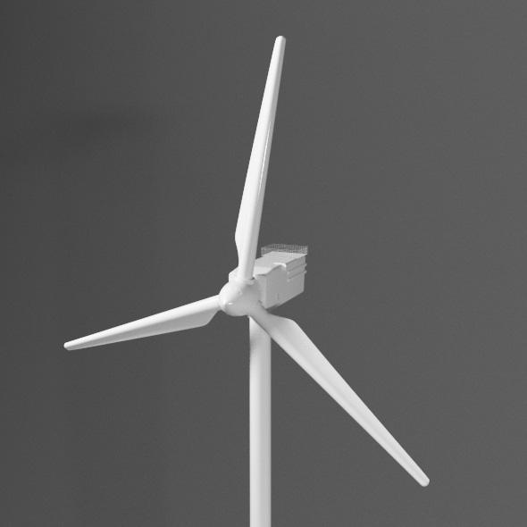 Wind generator - 3DOcean Item for Sale