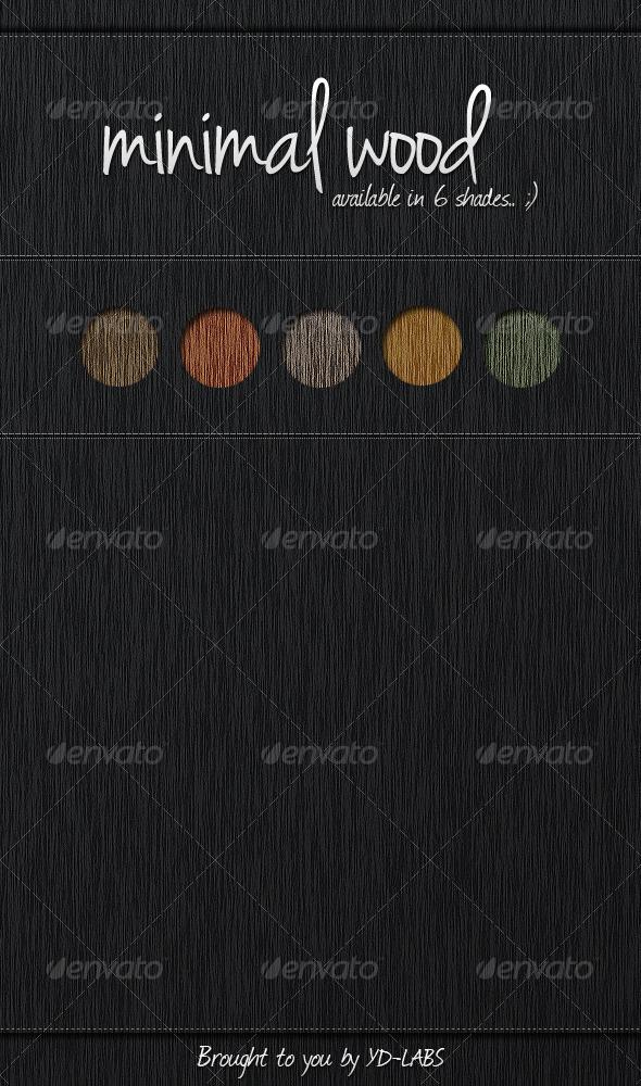 GraphicRiver Minimal Wood 1635603