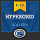 HyperGrid: Responsive Gallery Showcase WP Theme - ThemeForest Item for Sale