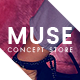 Muse Concept Store - Multiuse E-Commerce PSD Template
