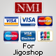 Rete commercianti Inc Payment Gateway per Jigoshop
