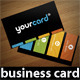 Black Zebra Business Card - GraphicRiver Item for Sale
