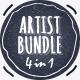 Pro Artist Bundle CS3+