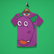 Hippo Kids T-Shirt Design