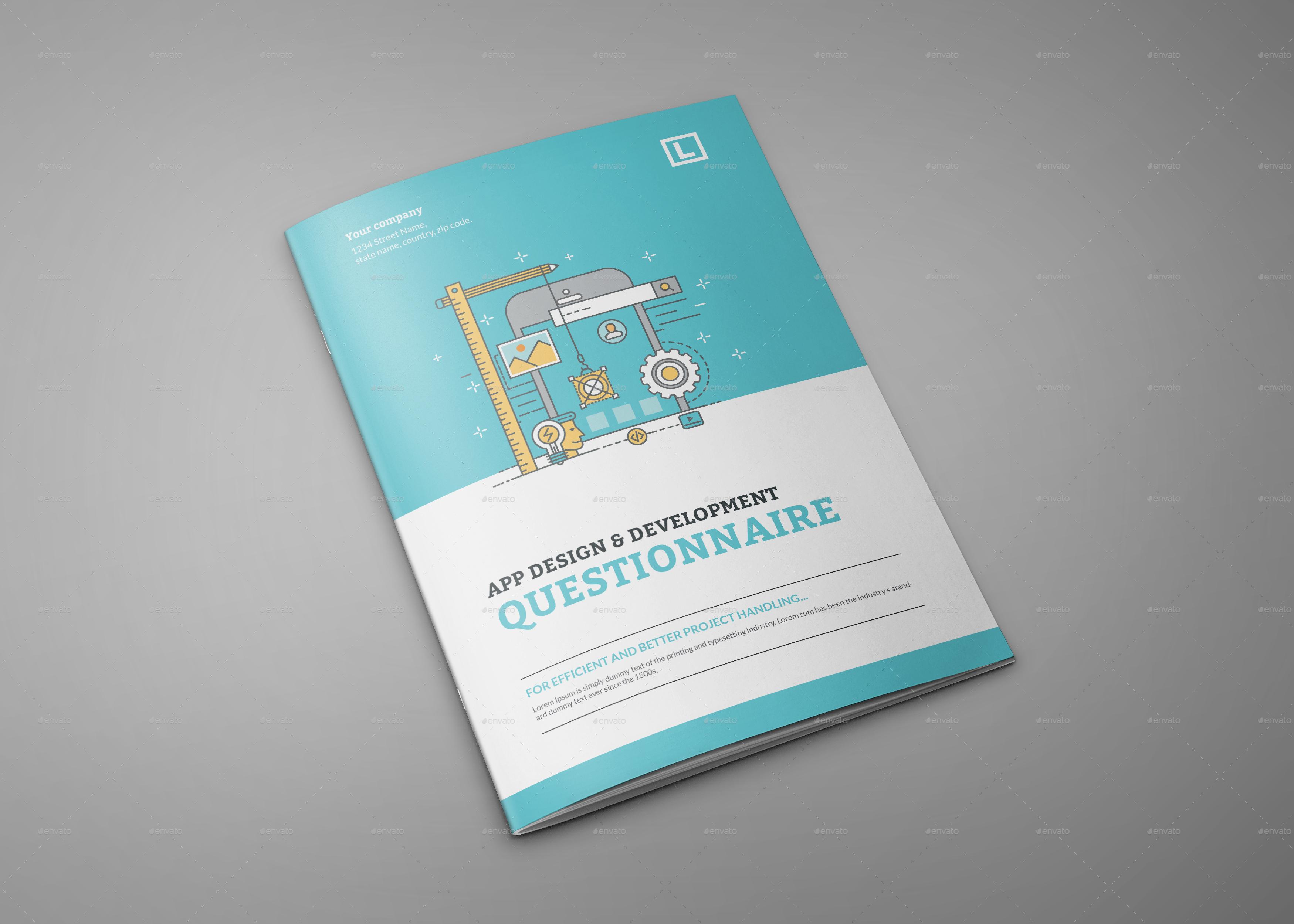 T-shirt design questionnaire - Preview App Design Questionnaire 1 Jpg