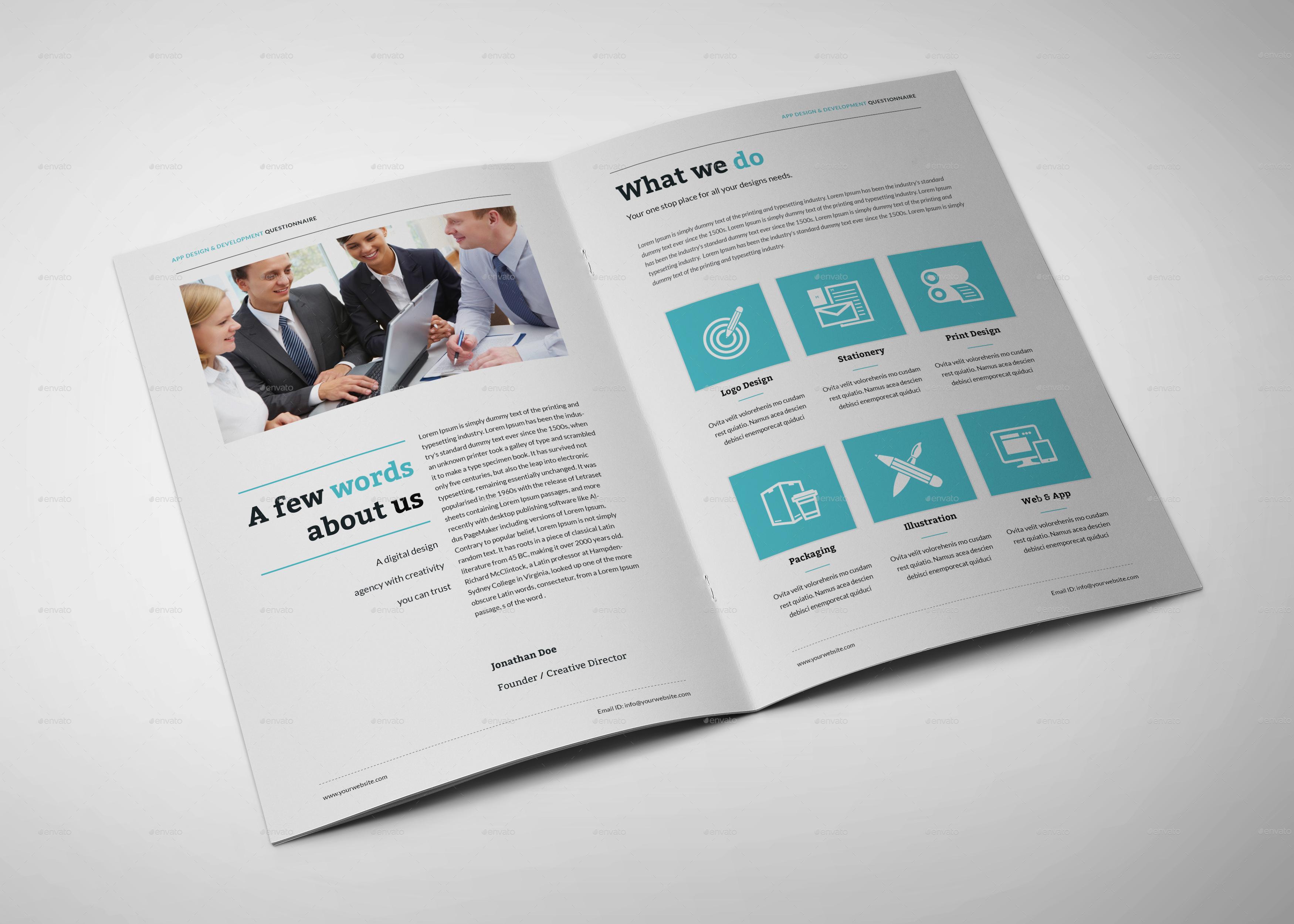 T-shirt design questionnaire - Preview App Design Questionnaire 1 Jpg Preview App Design Questionnaire 11 Jpg
