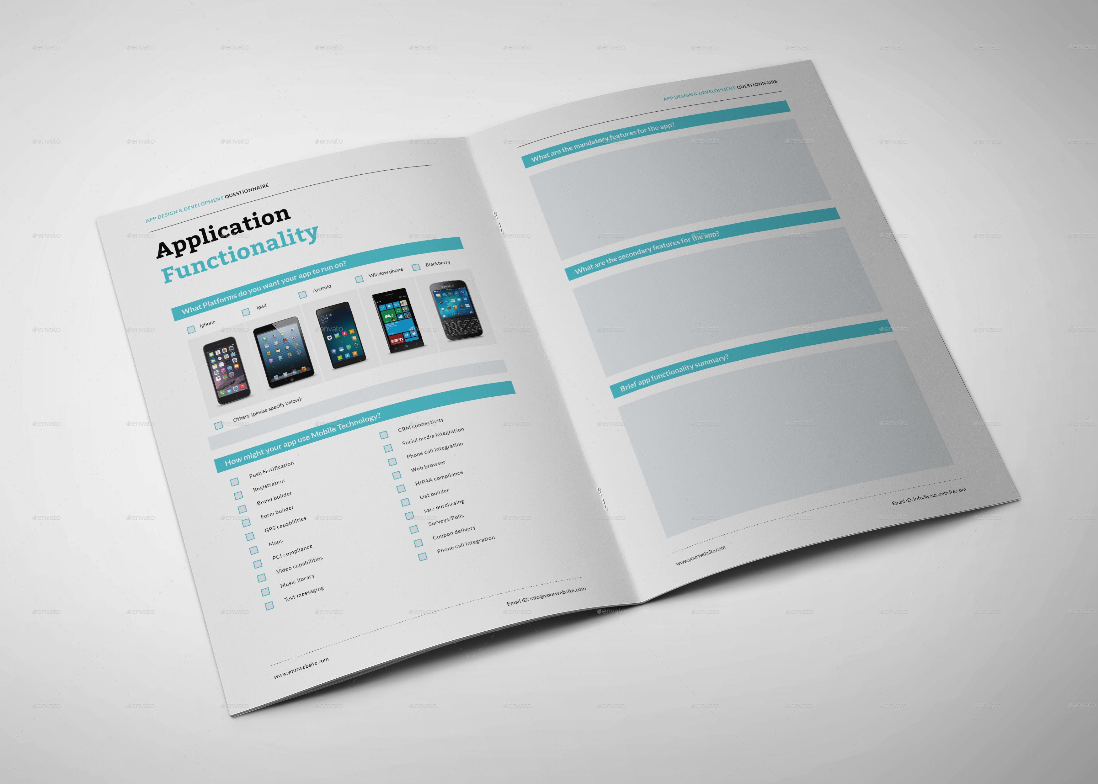 T-shirt design questionnaire - Preview App Design Questionnaire 1 Jpg Preview App Design Questionnaire 11 Jpg Preview App Design Questionnaire 2 Jpg