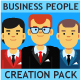 Business People Creation Pack