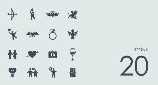 20 icons