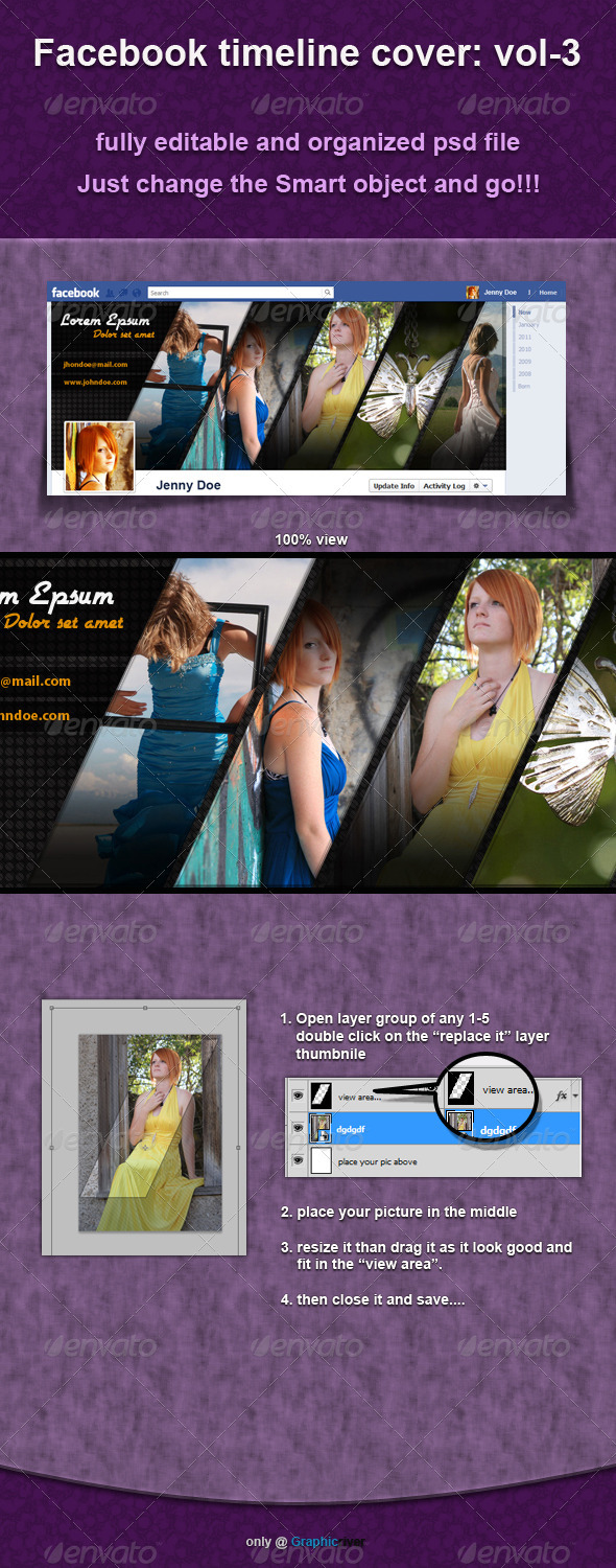 GraphicRiver Facebook Timeline Cover-3 1636308