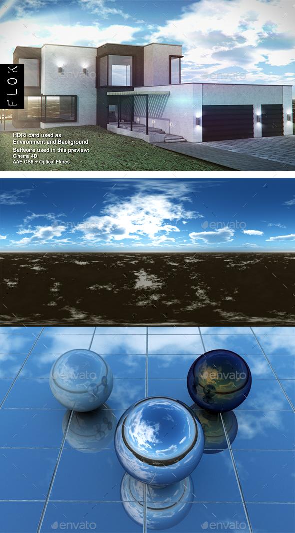 Daylight Desrt 44 - 3DOcean Item for Sale