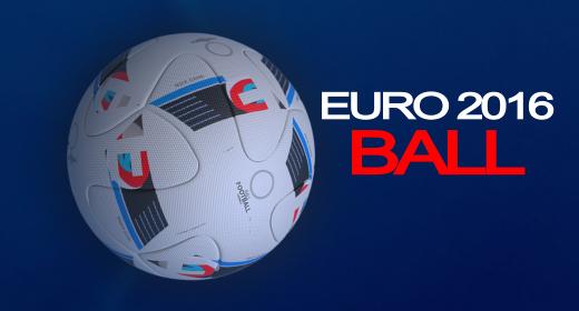 EURO 2016 Football Collection