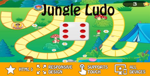 Download Jungle Ludo