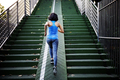 Famale Athlete Exercise Running jogging Lady Concept