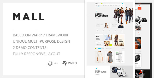 Download Mall — Multi-Purpose eCommerce Responsive WordPress Theme nulled download