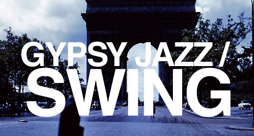 Gypsy Jazz & Swing