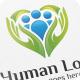 Human Love / Heart - Logo Template