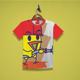 Fireman Kids T-Shirt Design