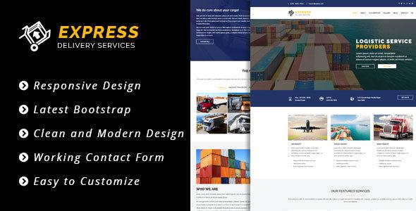 Express - HTML5 Template