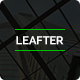 Leafter - One Page Corporate Website