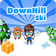 Downhill Ski - Buildbox Game Template + Android Eclipse Project Template Included