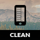 CleanMobile | Sidebar Menu for Mobiles & Tablets