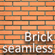 Red Brick texture seamless 1